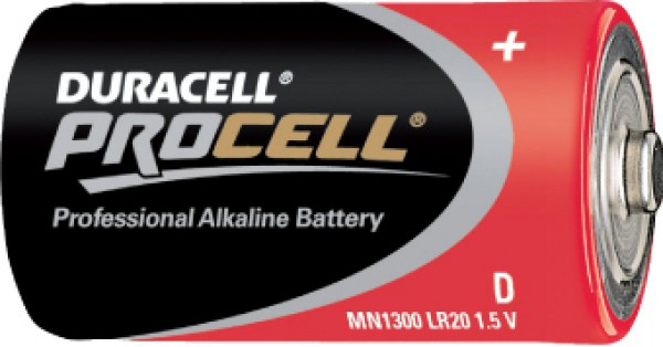 Batterie Duracell┼® Industrial