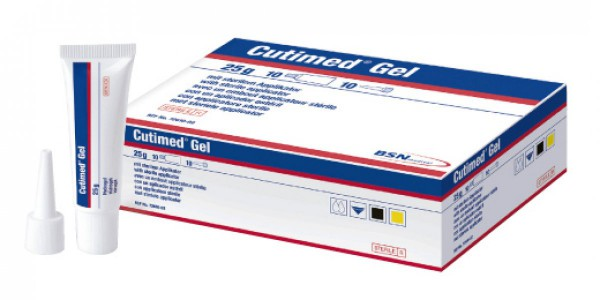 Cutimed® Gel steriles Hydrogel