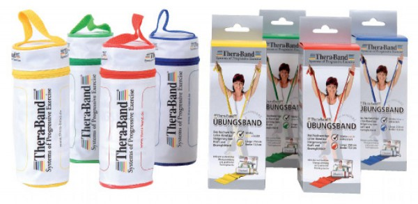 Thera-Band® Übundsband in RV-Tasche
