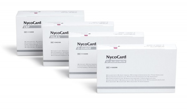 NycoCard® D-Dimer Single Test