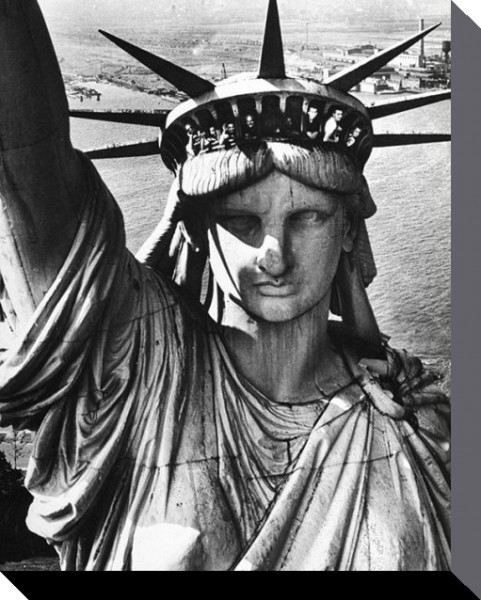 Time Life - Statue Of Liberty