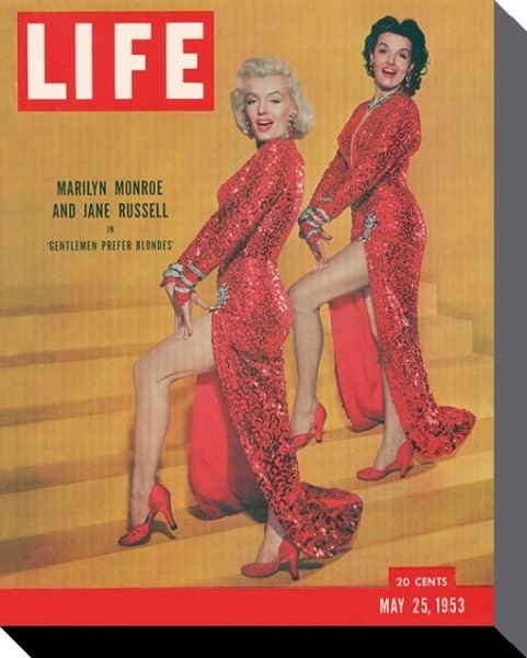 Time Life - Life Cover (Monroe & Russell