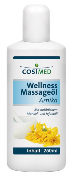 Wellness-Massageöl Arnika