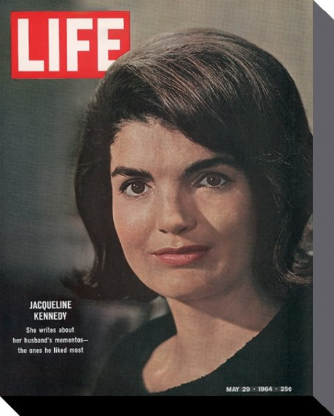 Time Life (Jackie Kennedy - Cover 1964)