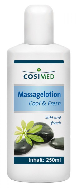 Massagelotion Cool & Fresh