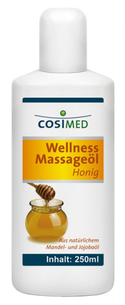 Wellness-Massageöl Honig