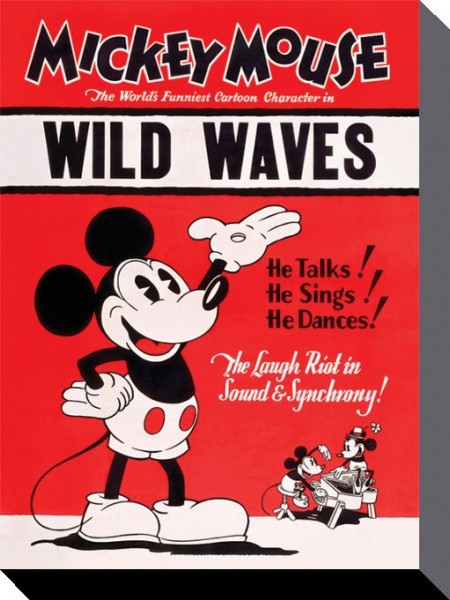Mickey Mouse - Wild Waves