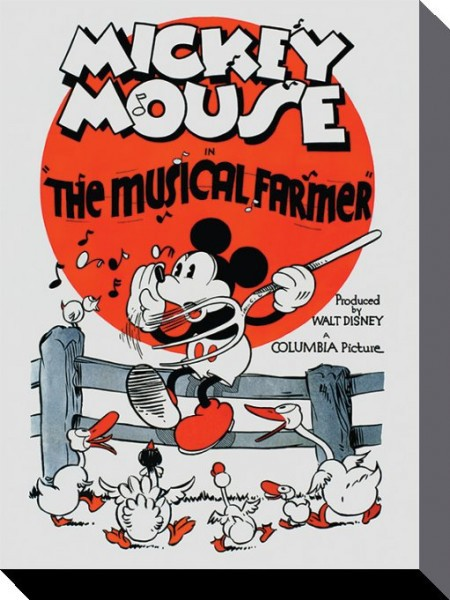 Mickey Mouse - The Musical Farmer