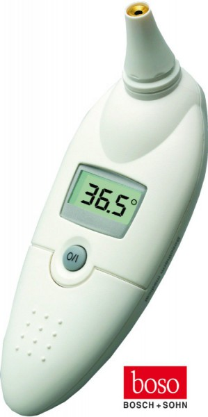 Infrarot-Ohrthermometer bosotherm medical