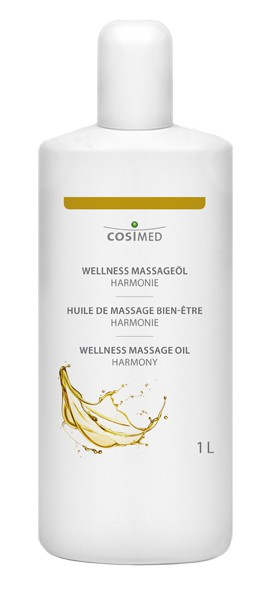 Wellness-Massageöl Harmonie  1 Liter