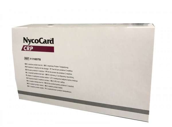 NycoCard™ CRP Gerätemessung
