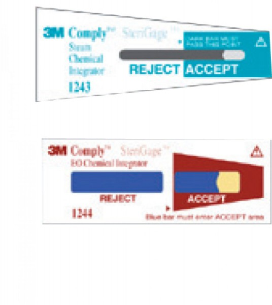 3M™ Comply™ Steri-Gage™ Chemointegrator