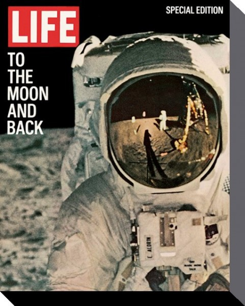 Time Life - Life Cover -To The Moon And